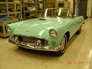 1955 T-Bird