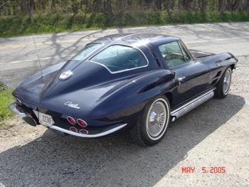 1963 Corvette SWC